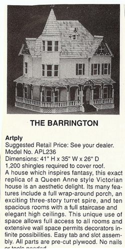 Barrington Nana S Dollhouses And Miniatures