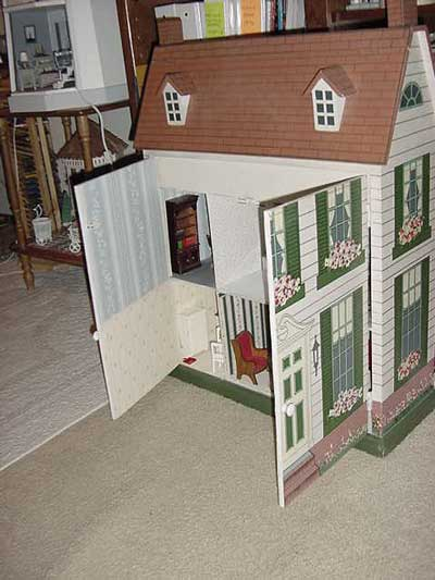 Nanau0027s Dollhouses And Miniatures