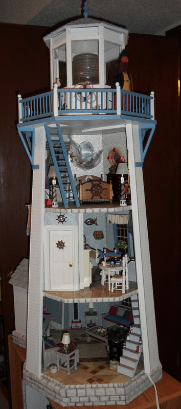 Lighthouse Nana S Dollhouses And Miniatures