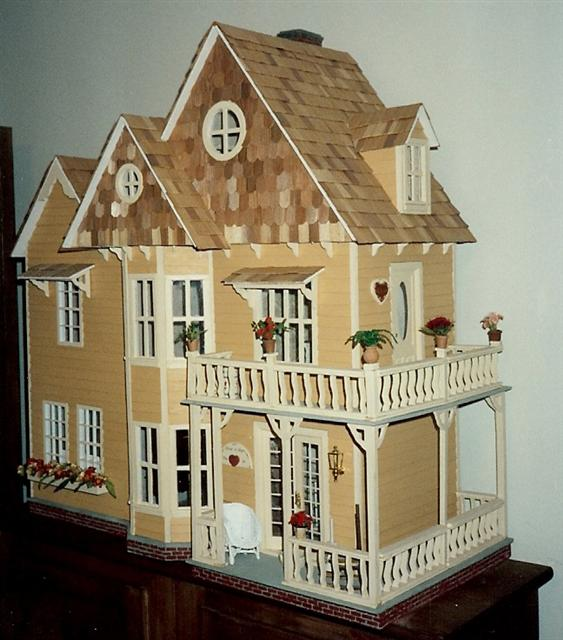 Tennyson Nana S Dollhouses And Miniatures