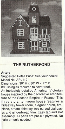 Rutherford Nana S Dollhouses And Miniatures