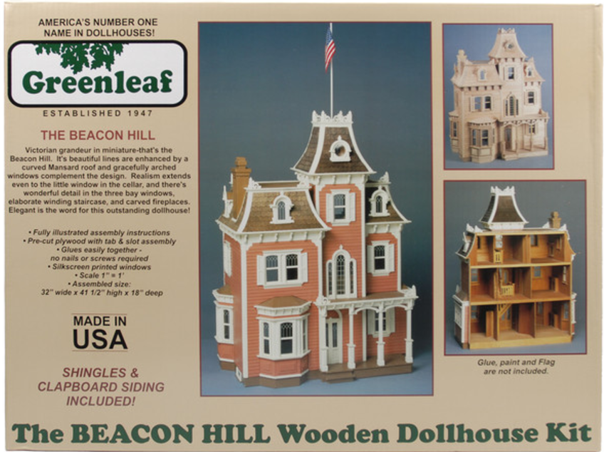 Beacon Hill Nanas Dollhouses And Miniatures
